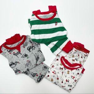 Toddler Christmas Pajamas Bundle